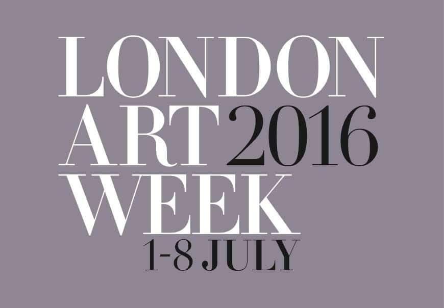 London Art Week 2016