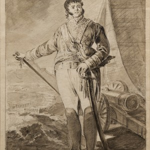Portrait of Marshal Louis Gabriel Suchet - Vicente López Portaña