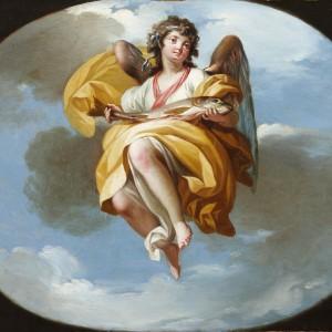 Saint Raphael the Archangel - Zacarías González Velázquez