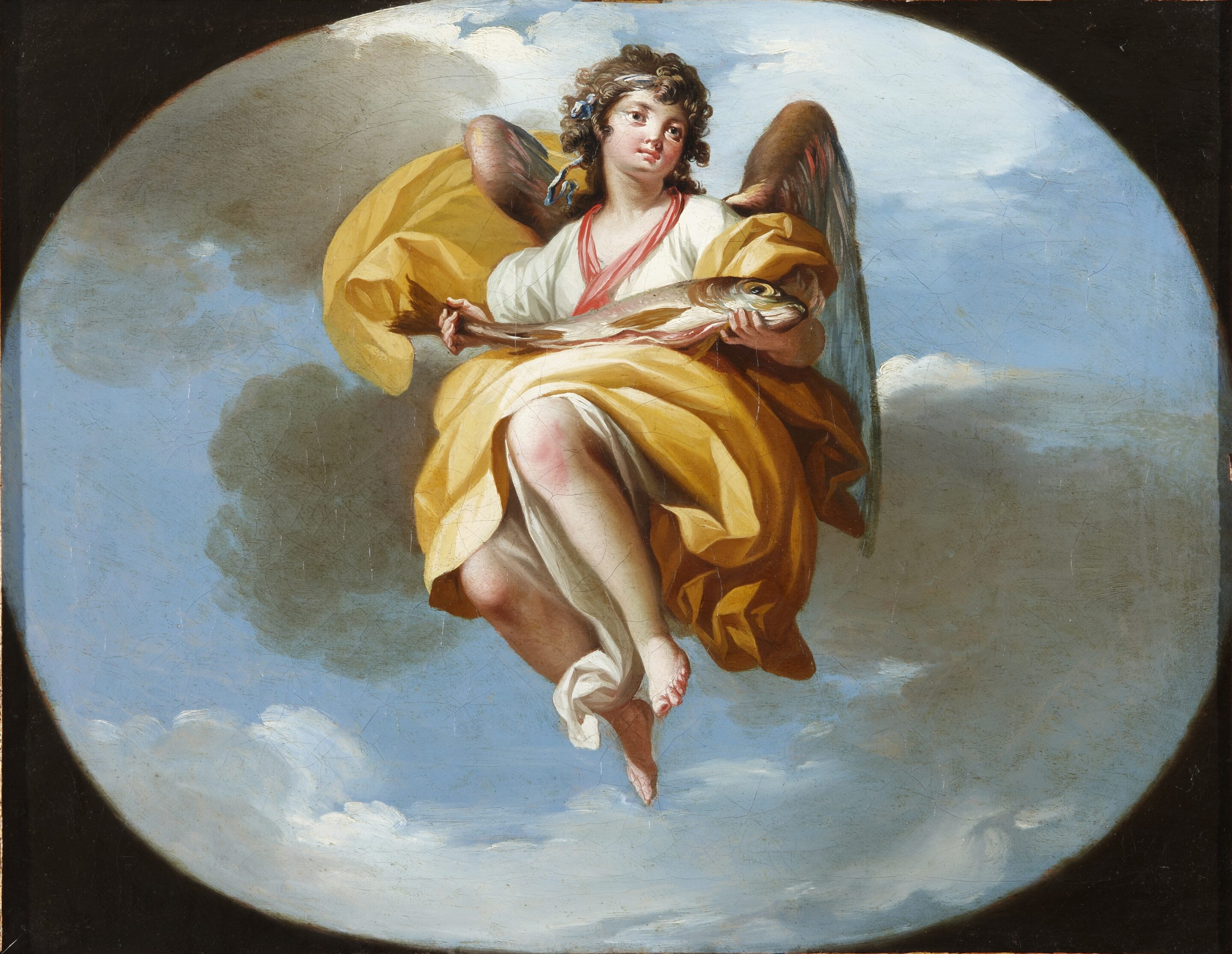 Archangel Paintings For Sale