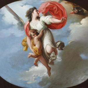 Angel of the Guard - Zacarías González Velázquez
