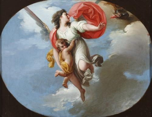 Saint Uriel the Archangel - Zacarías González Velázquez
