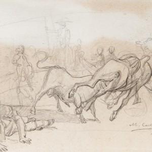 Death of a Horse - Manuel Castellano