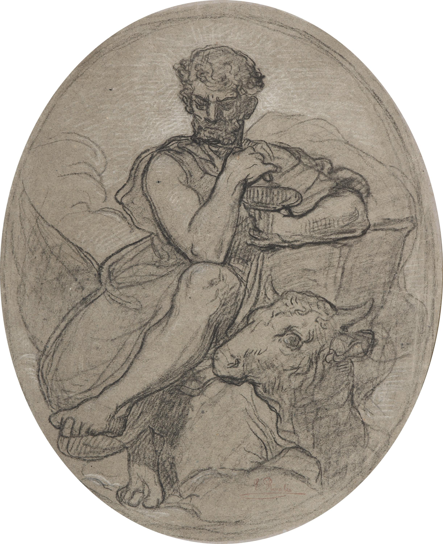 Saint Lucas - Eduardo Rosales