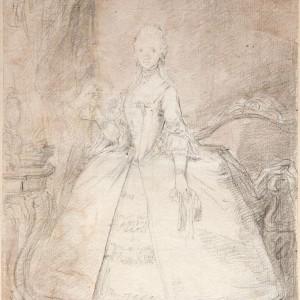 Maria Luisa of Parma, Princess of Asturias - Mariano Salvador Maella
