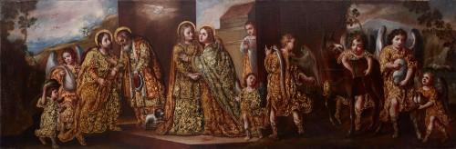 The Visitation - José de Mota