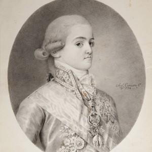 Fernando de Borbón, Prince of Asturias - Antonio Carnicero Mancio