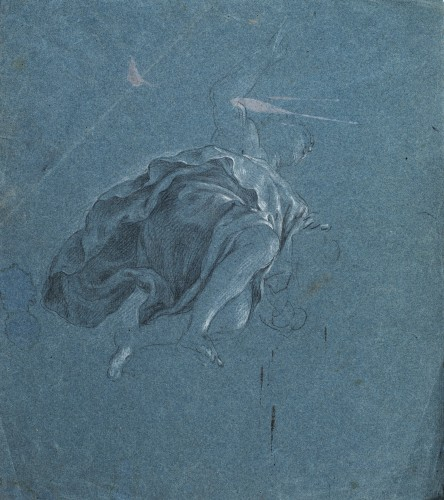 Study of Draperies - Francisco Bayeu y Subías