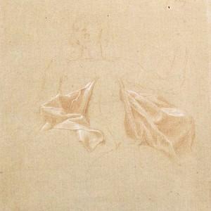 Study of Draperies - Francisco Bayeu y Subías