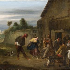 Tavern Scene - Leonardo Alenza