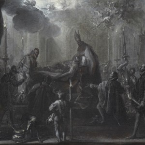 The Burial of the Count of Orgaz -