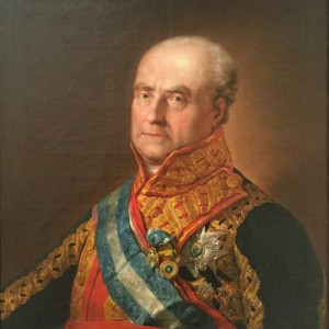 Portrait of a Spanish General - Vicente López Portaña