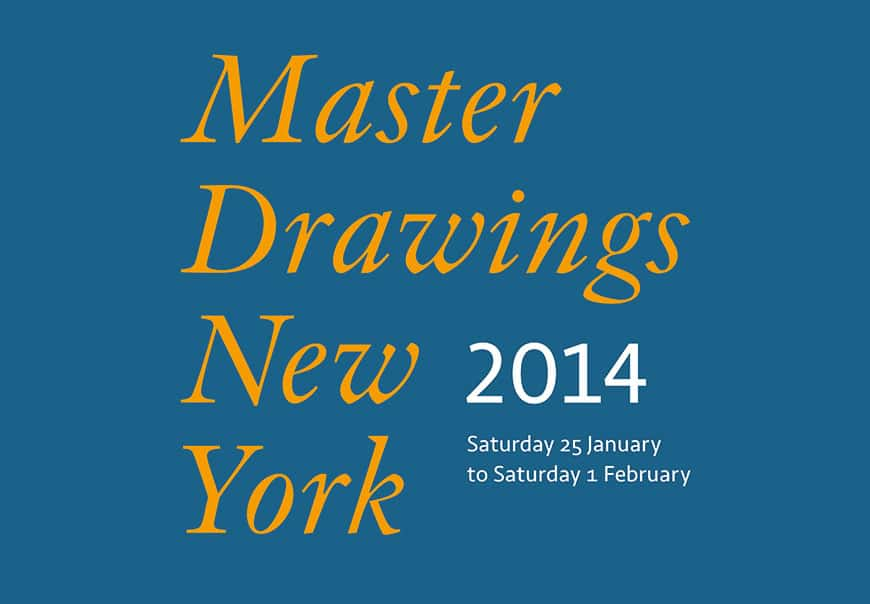 Master drawings New York 2014