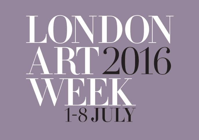 London Art Week 2016