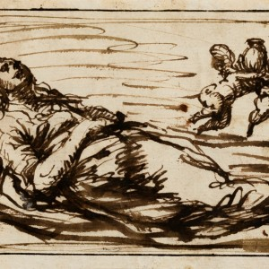 The Death of Mary Magdalen -