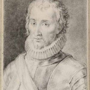 Portrait of Christopher Columbus - Mariano Salvador Maella