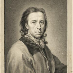 Portrait of Anton Raphael Mengs -