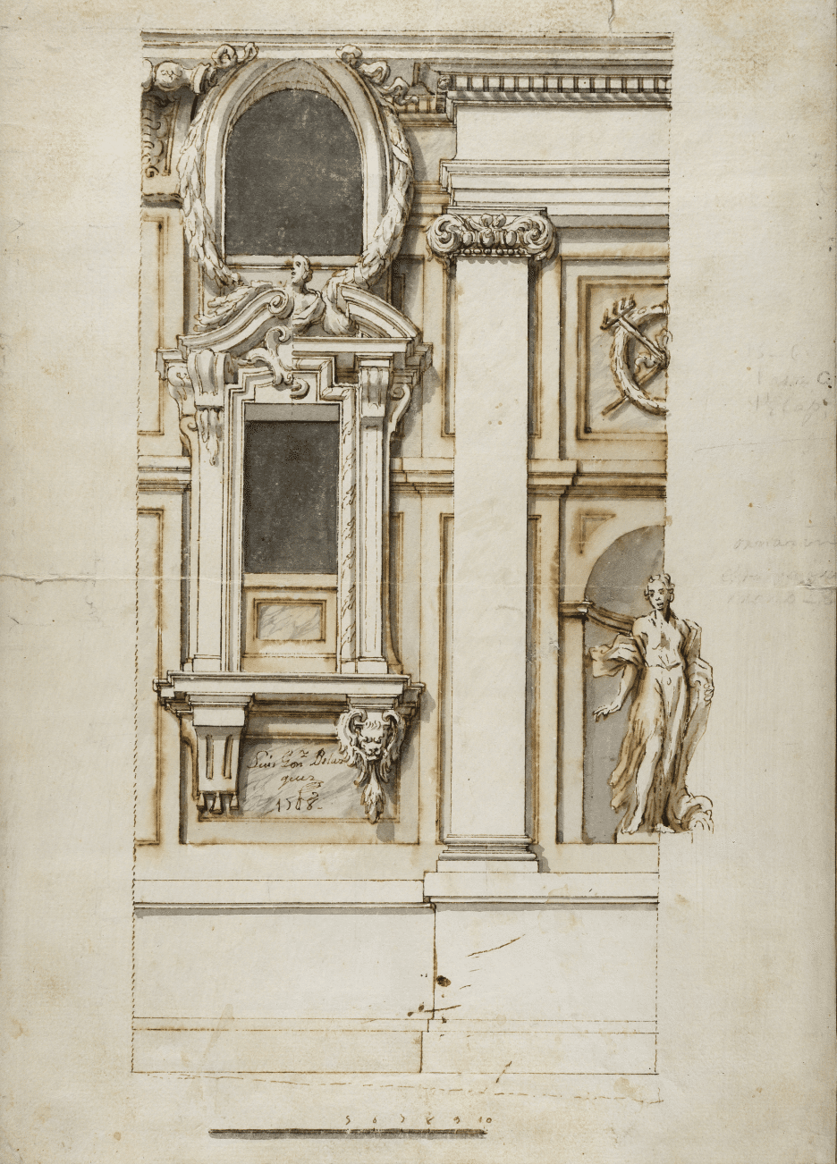 Design for fictive architecture - Luis González Velázquez