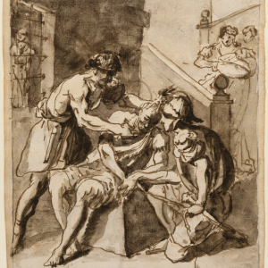 Saint Hippolytus, martyr -