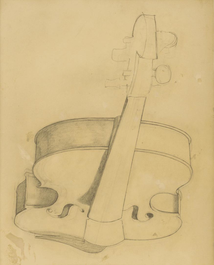 Violin - Luis Fernández