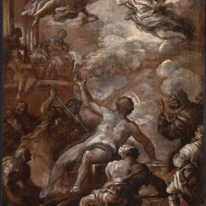 Martyrdom of Saint Lawrence -