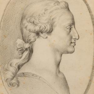 The Prince of Asturias, Charles of Bourbon, future Charles IV -
