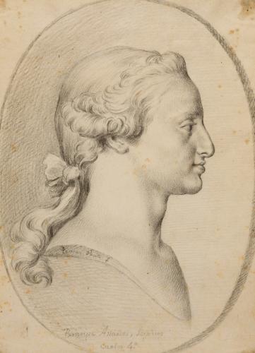 The Prince of Asturias, Charles of Bourbon, future Charles IV - Tomás Francisco Prieto